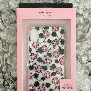 kate spade Jeweled Floradoodle iPhone XR Case